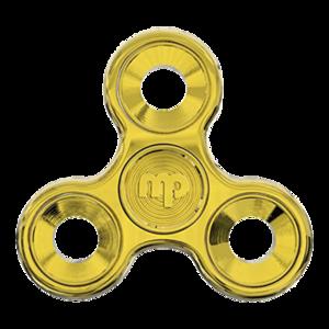 Gold Fidget Spinner PNG Transparent PNG Clip art