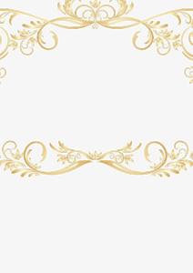 Gold Lace PNG Transparent Image PNG Clip art