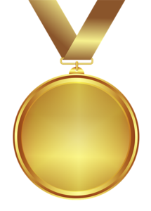 Gold Medal PNG Transparent PNG icon