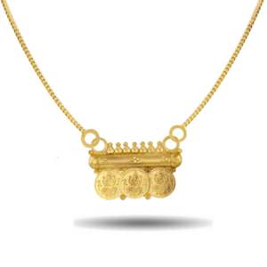 Gold Necklace PNG Pic PNG Clip art