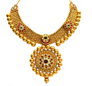 Gold Necklace PNG Picture PNG Clip art