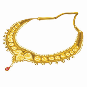 Gold Necklace PNG Transparent Image PNG Clip art