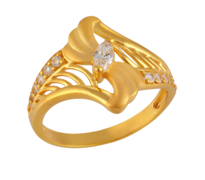 Gold Rings PNG Pic PNG Clip art