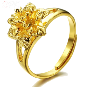 Gold Rings Transparent Background PNG Clip art