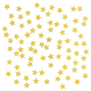 Gold Star Sticker PNG Photos PNG icon