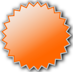 Gold Starburst PNG File PNG Clip art
