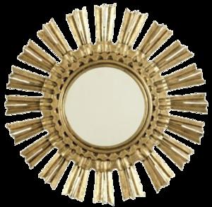Gold Starburst Transparent Background PNG Clip art