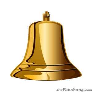 Golden Bell PNG PNG Clip art