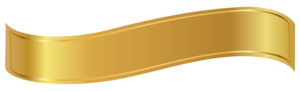 Golden Ribbon PNG File PNG Clip art