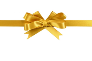 Golden Ribbon PNG HD PNG Clip art