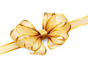 Golden Ribbon PNG Photos PNG Clip art