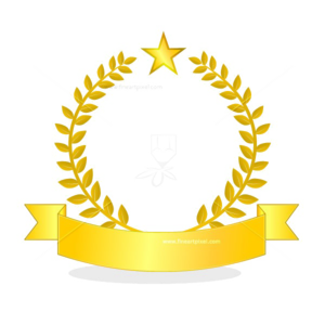 Golden Ribbon PNG Picture PNG Clip art