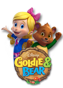 Goldie And Bear PNG Clipart PNG Clip art
