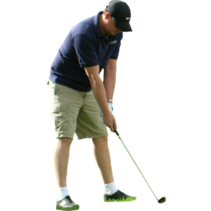 Golfer PNG Pic PNG Clip art