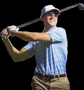 Golfer Transparent Background PNG Clip art