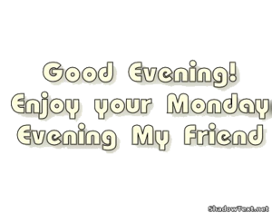 Good Evening PNG File PNG Clip art