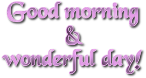 Good Morning PNG File PNG Clip art