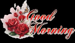 Good Morning Transparent Background PNG Clip art