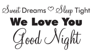 Good Night PNG File PNG Clip art