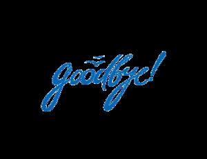 Goodbye PNG Transparent File PNG Clip art