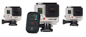 Gopro Cameras PNG File PNG Clip art