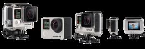 Gopro Cameras PNG Image PNG Clip art