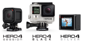Gopro Cameras PNG Pic PNG Clip art