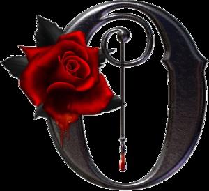 Gothic Rose PNG Transparent Image PNG Clip art