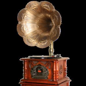 Gramophone Download PNG Image PNG Clip art