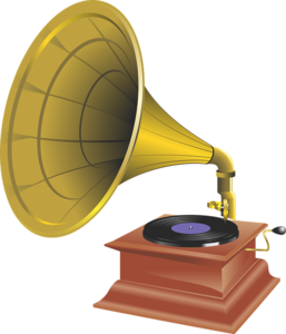 Gramophone PNG Photo PNG Clip art