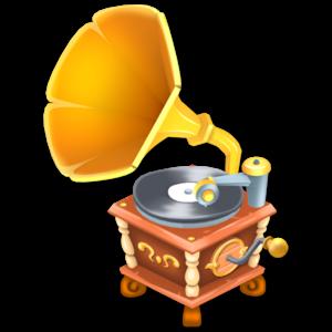Gramophone PNG Pic PNG Clip art
