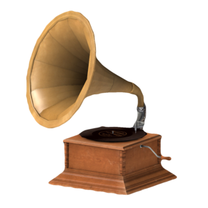 Gramophone PNG Transparent HD Photo PNG clipart