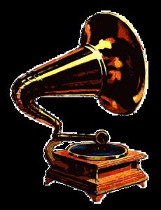 Gramophone PNG Transparent PNG Clip art