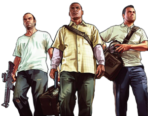 Grand Theft Auto V PNG Picture PNG Clip art