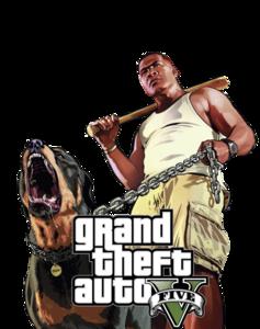 Grand Theft Auto V Transparent PNG PNG Clip art
