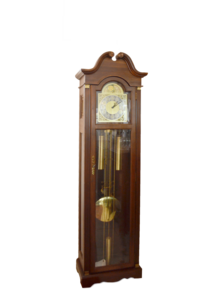 Grandfather Clock Transparent Background PNG Clip art