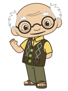 Grandfather PNG Photo PNG images