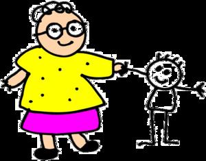 Grandma PNG Pic PNG Clip art