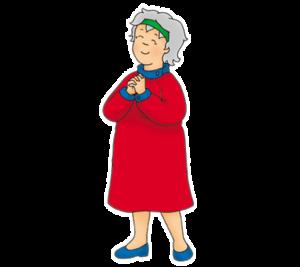 Grandma PNG Transparent Image PNG Clip art