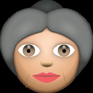 Grandma PNG Transparent PNG Clip art