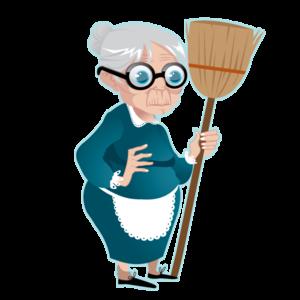 Grandma Transparent Background PNG Clip art