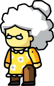 Grandmother PNG Free Download PNG Clip art