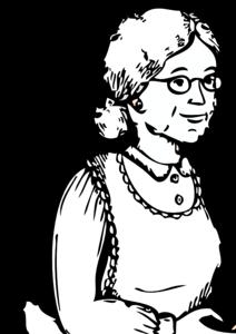 Grandmother PNG Photo PNG Clip art