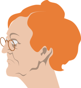 Grandmother PNG Transparent Picture PNG Clip art