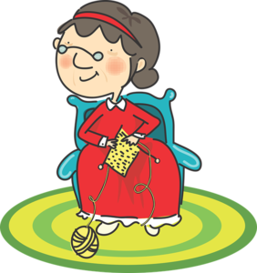 Grandmother PNG Transparent PNG Clip art