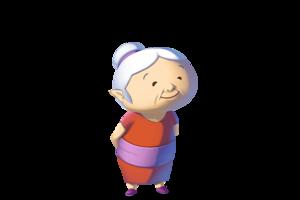 Grandmother Transparent PNG PNG Clip art
