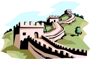 Great Wall of China PNG Transparent Image PNG Clip art
