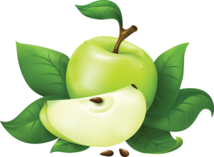 Green Apple PNG Free Download PNG Clip art