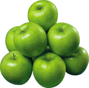 Green Apple PNG HD PNG Clip art