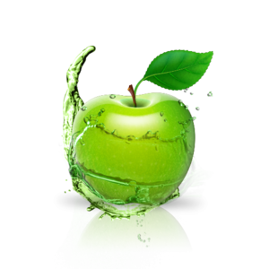 Green Apple PNG Pic PNG Clip art
